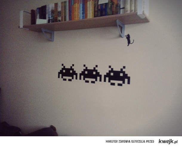 Moja ściana w pokoju
