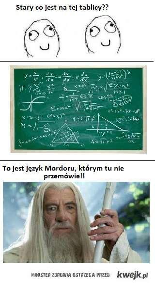 Matematyka...