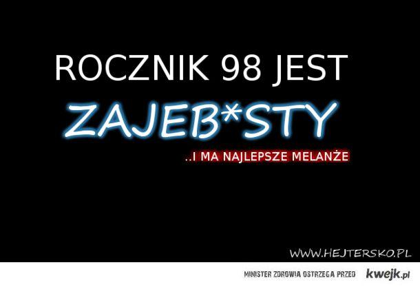 Rocznik 98..