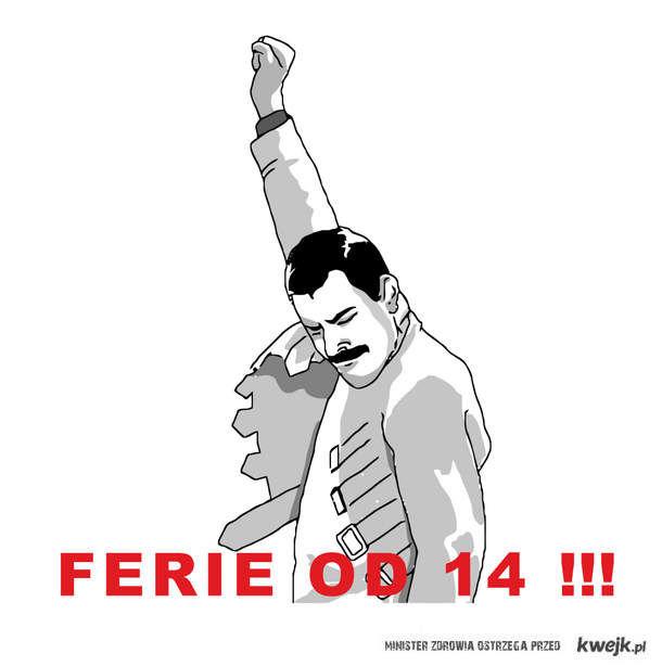 FERIE :D