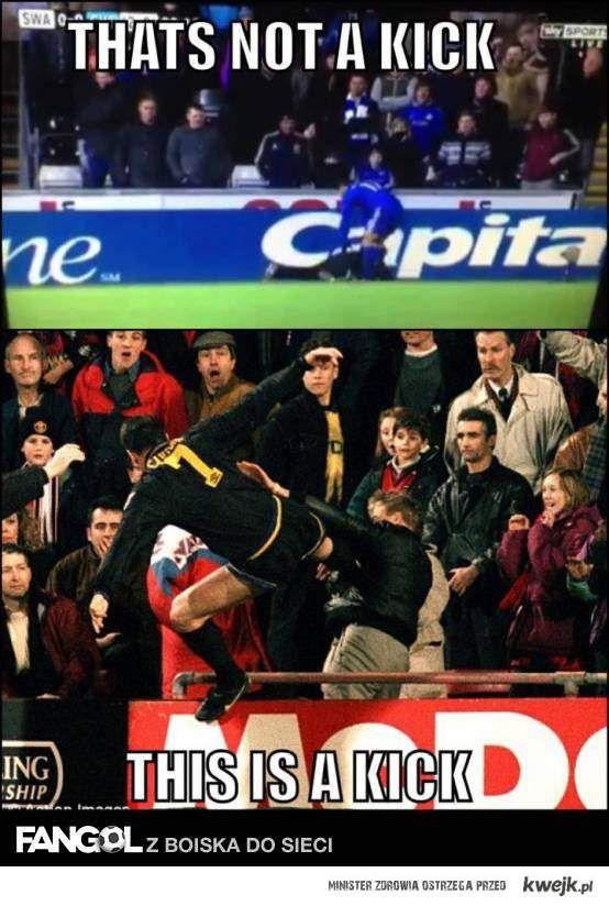 Cantona Vs Hazard
