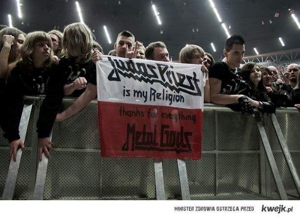 Judas Priest is my Religion