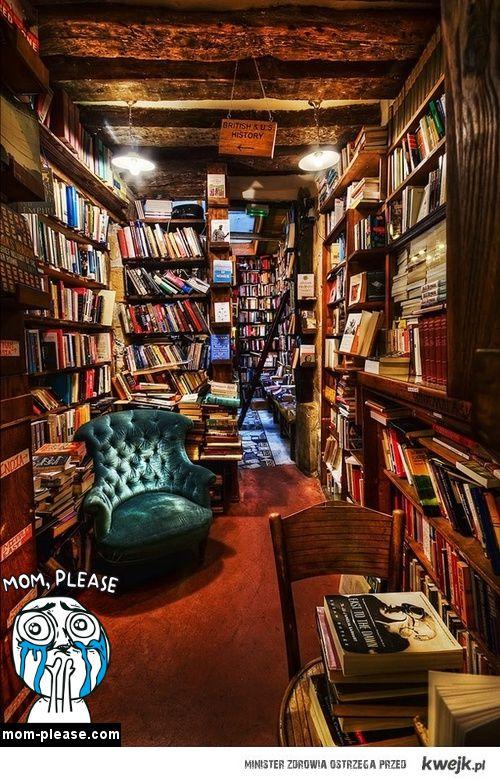 biblioteka marzeń