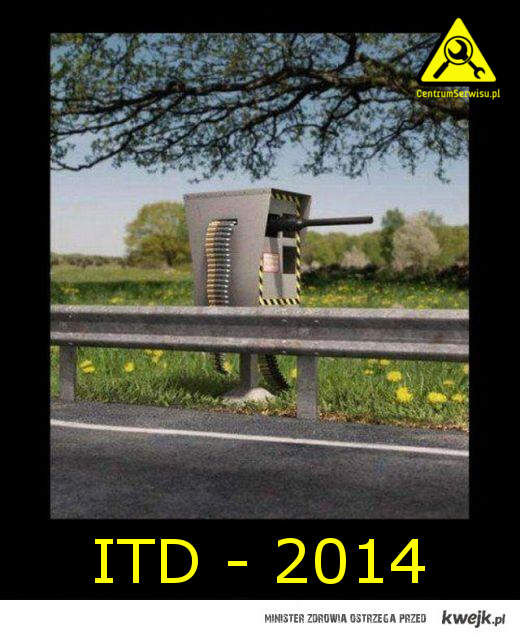Inspektorat Transportu Drogowego 2014