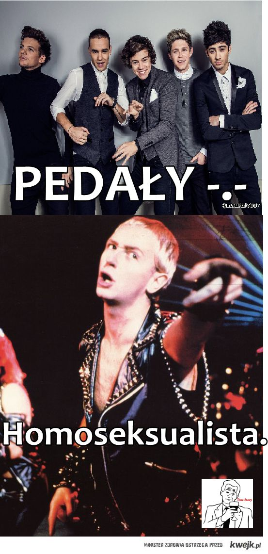 Rob Halford vs One Direction