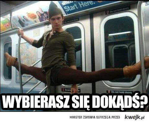 strażnik metra