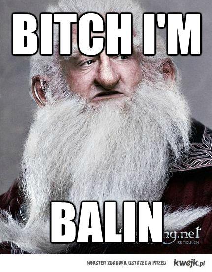 Bitch I'm Ballin!