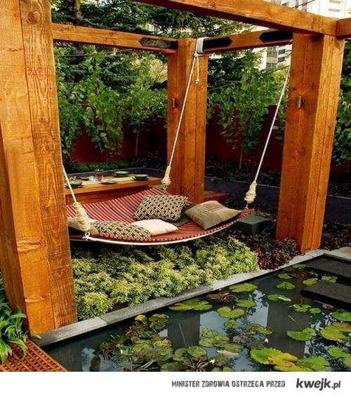 Genialne łóżko