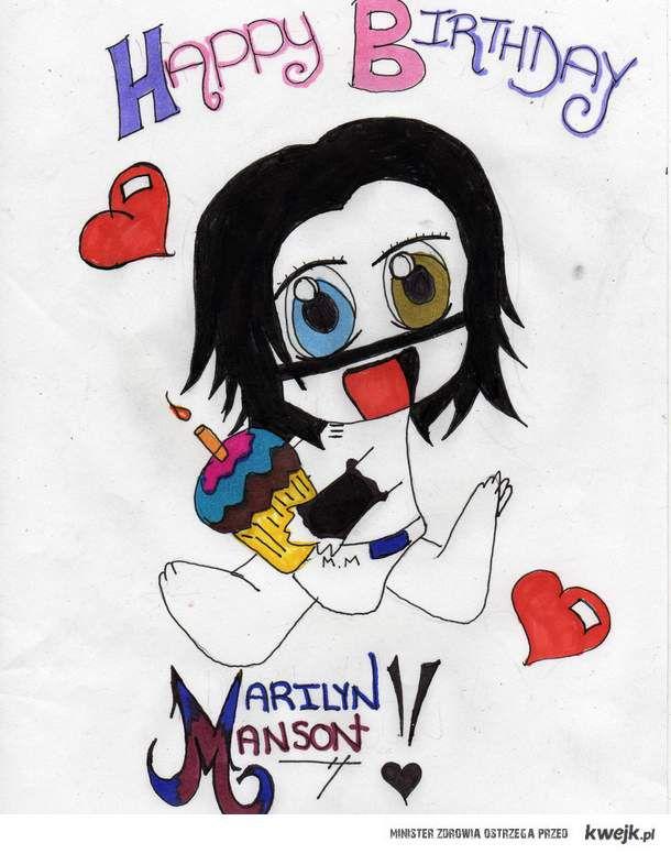 05.01.1969 Marilyn Manson