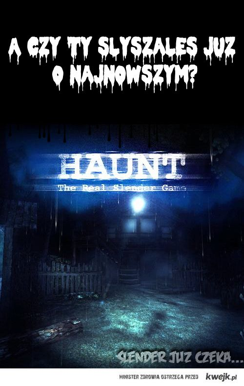 Haunt The Real Slender Game