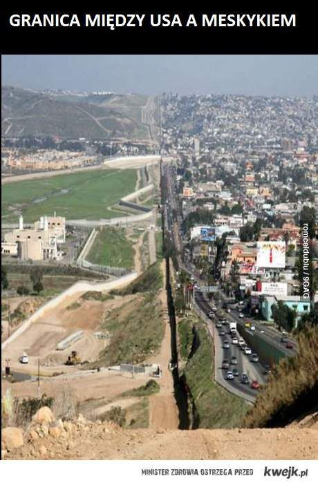 Granica USA-Meksyk
