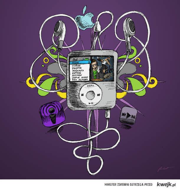 iPod Fanart
