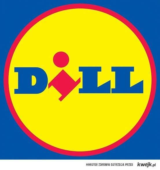 Nowe logo DILL
