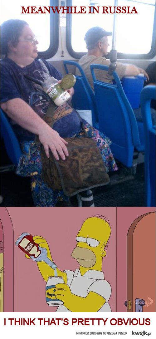 Homer i majonez