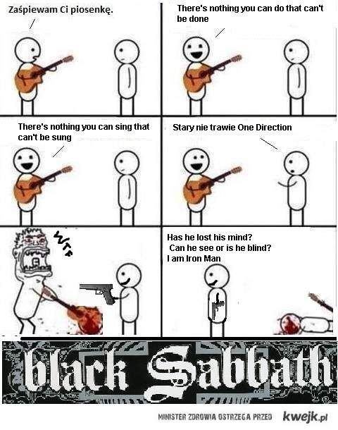 !!! Black Sabbath !!!