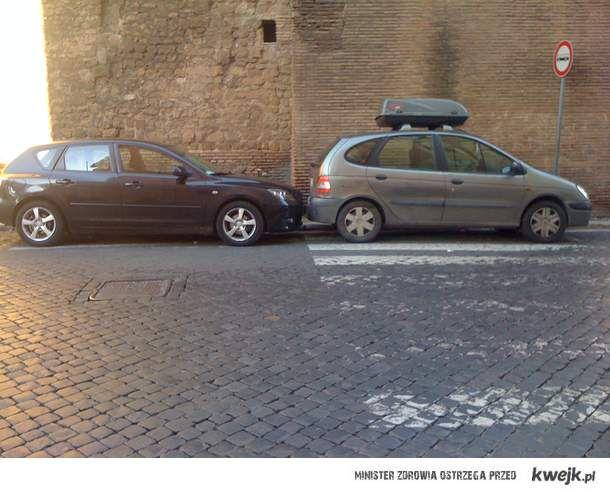 Mistrzostwo parkowania