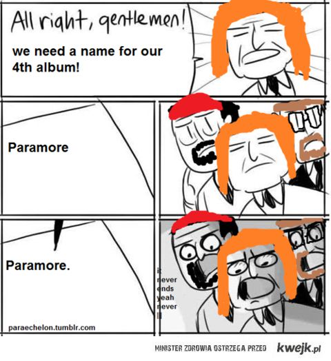 'paramore'