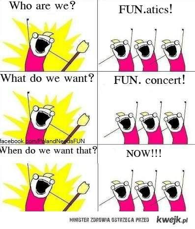 We need FUN.concert!