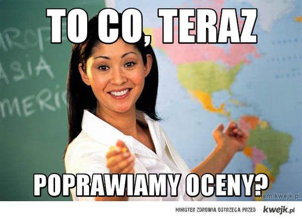 To CO, TERAZ