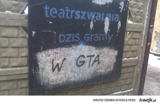 W Łodzi też grają w grę