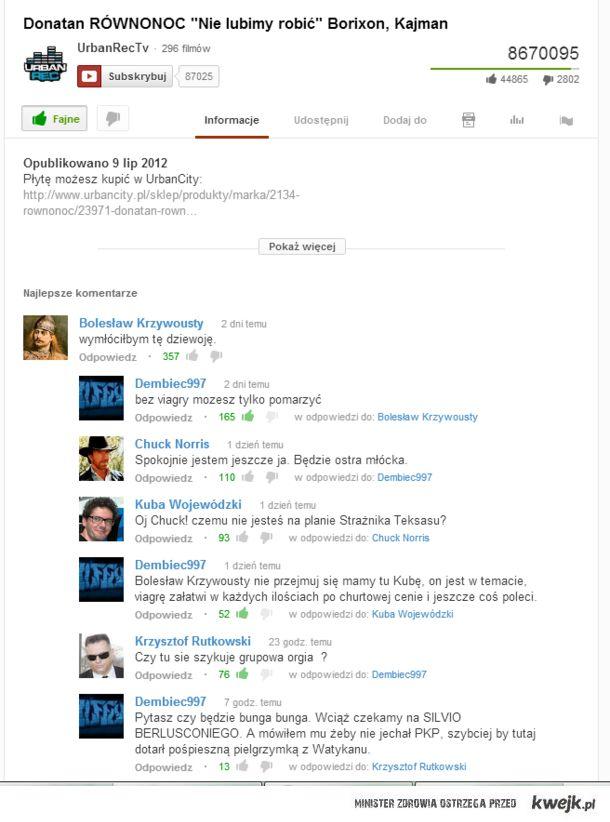 Dzisiejszy YouTube to ponad czasowy portal :D
