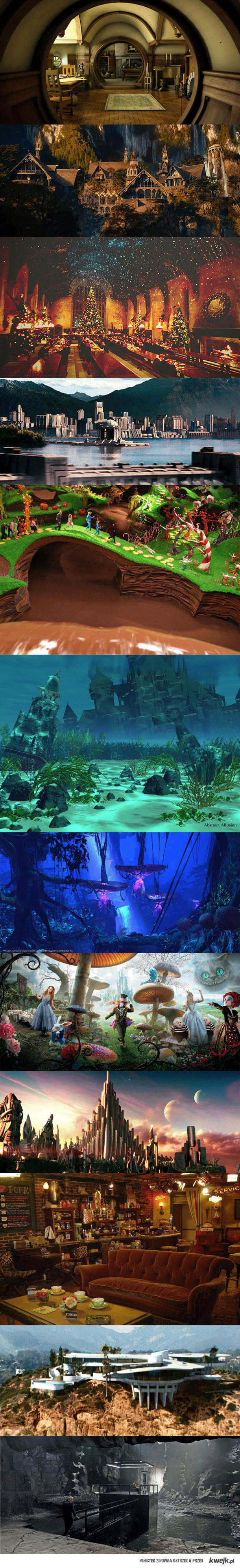 Chcę tam kiedyś pojechać