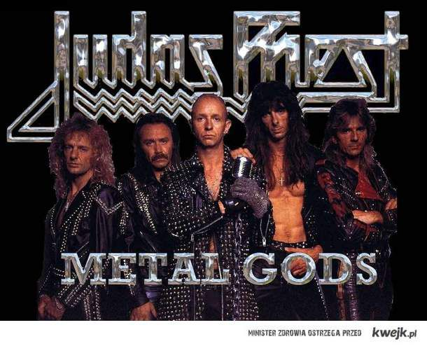 Judas Priest - bogowie metalu