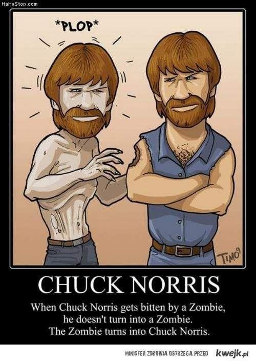 zombie chuck norris