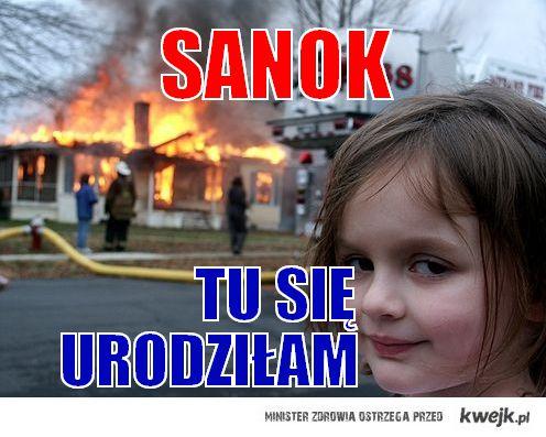 jestem z Sanoka