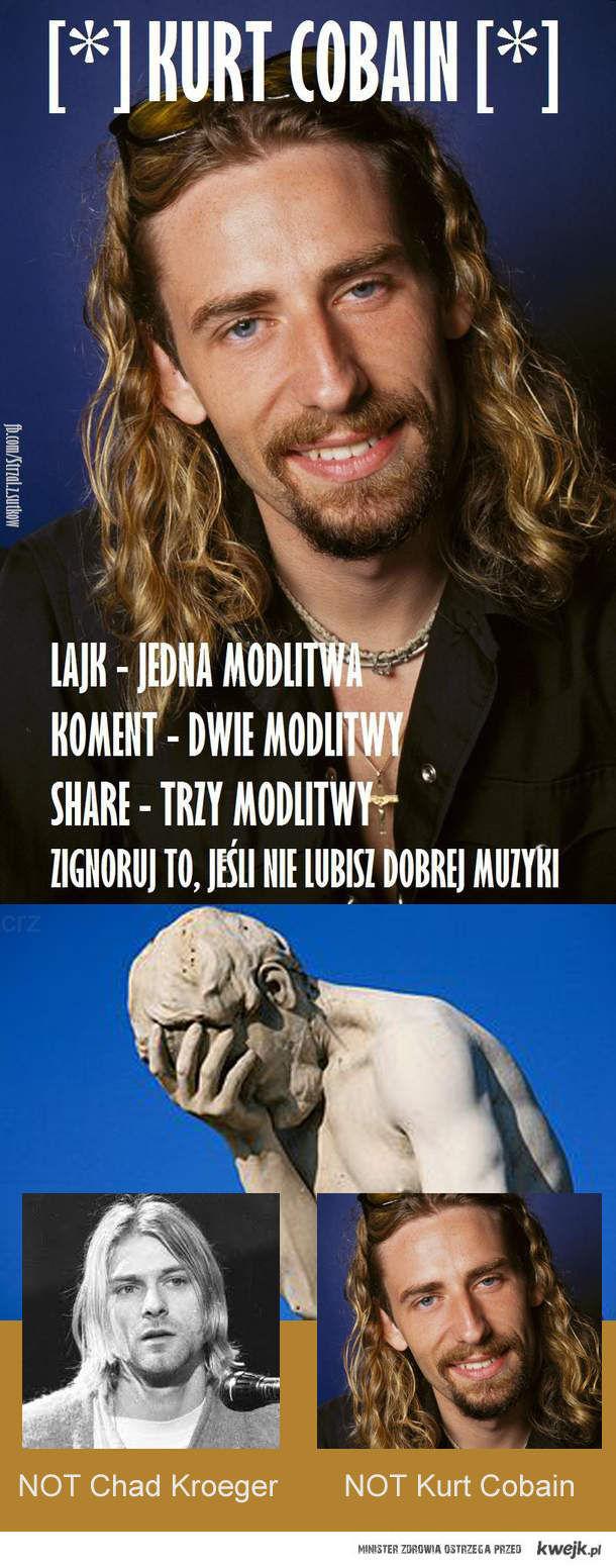 NOT Kurt Cobain