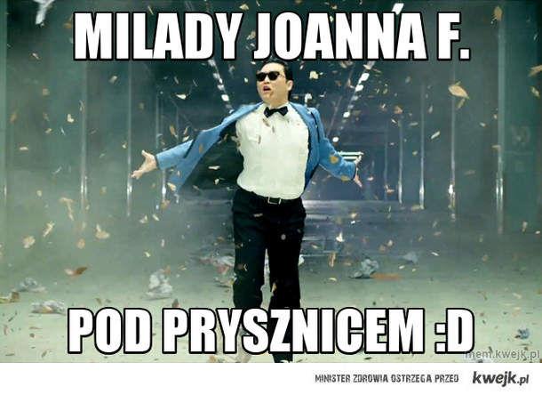 milady joanna f.