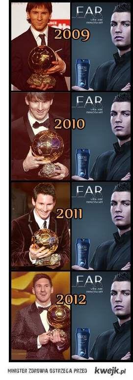 Złota Piłka i Clear