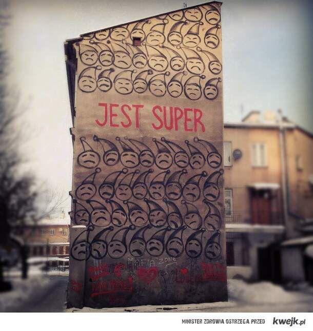 Bo to polska jest :) Lublin