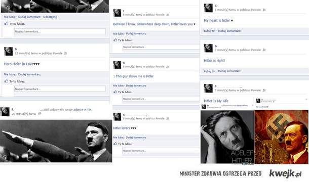 Nigdy nie zapominaj się wylogować z facebooka.