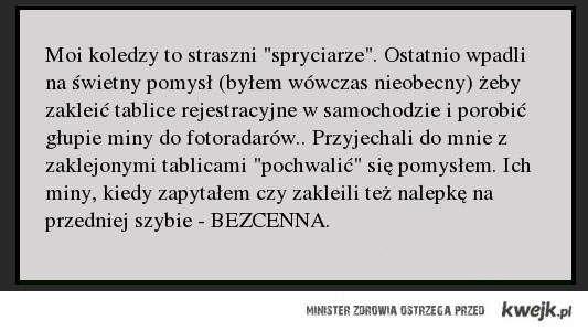 sppryciarze