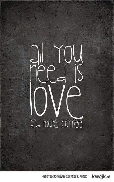 More Coffe