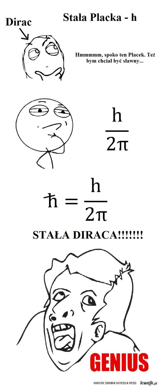 Stała Diraca