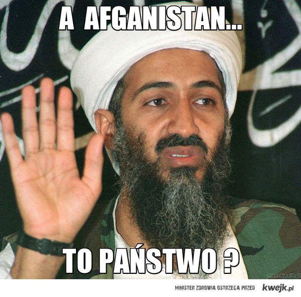 A  afganistan...