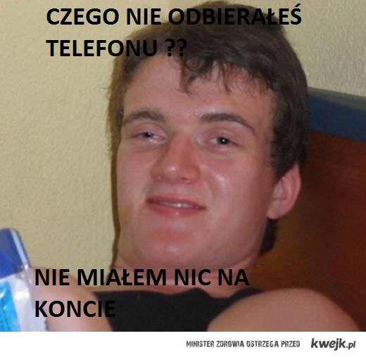 Telefon do przyjaciela :D