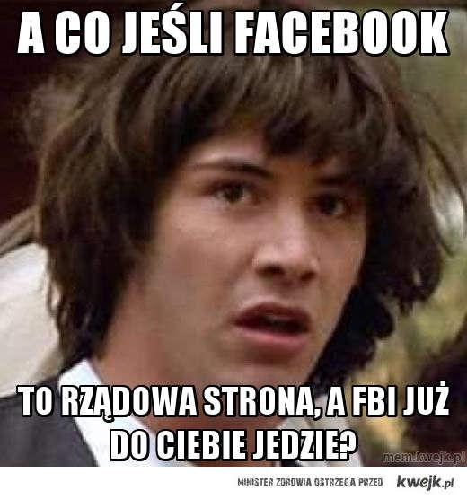 A co Jeśli facebook