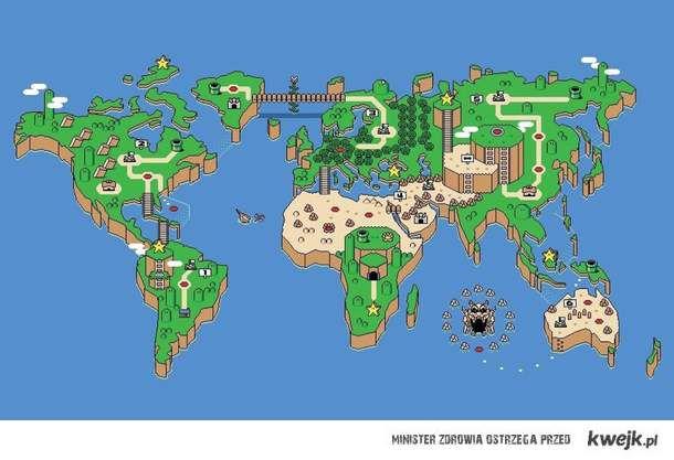 Mario style