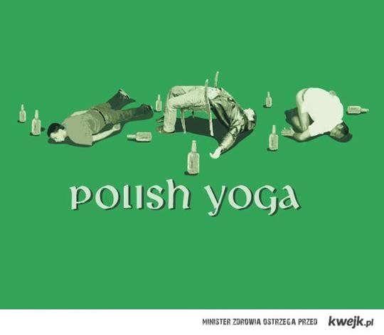 polish yoga