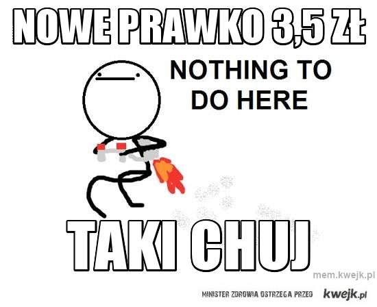 NOWE PRAWKO 3,5 zł