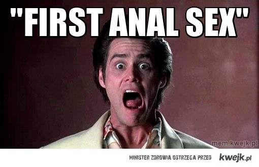"""""""first anal sex"""""""