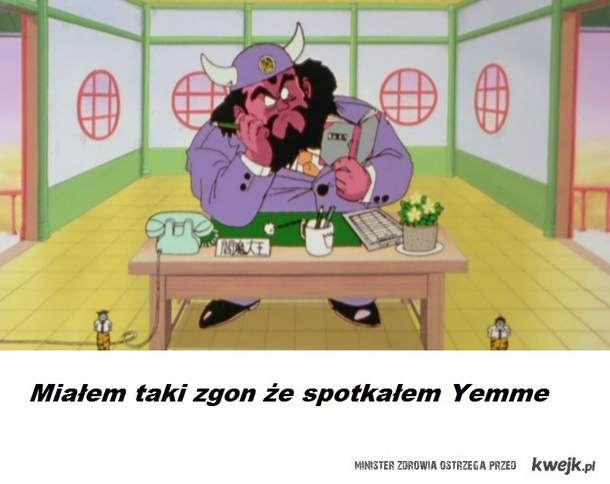 King Yemma