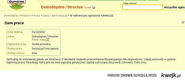 woluntarny ;)
