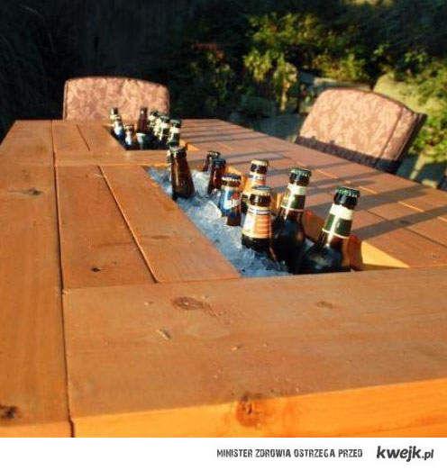 stół na piwo