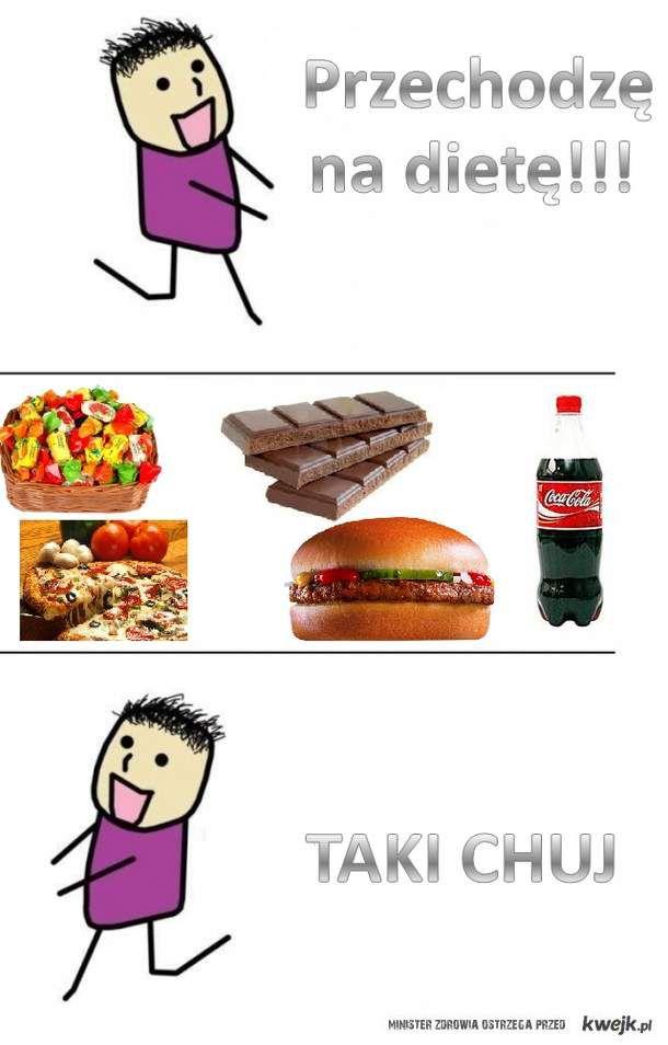 dieta cud, cud jak schudne