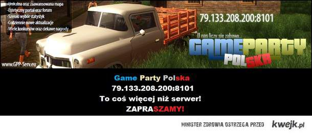 Game Party Polska