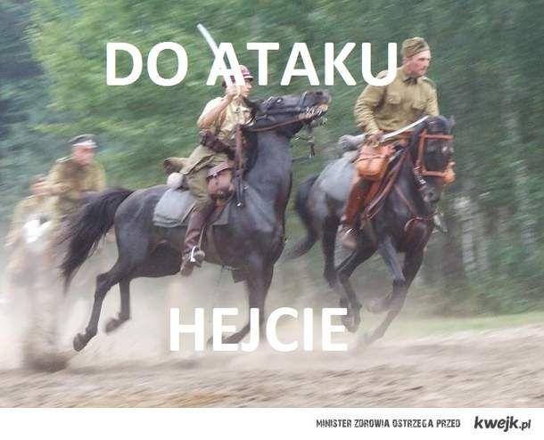 Hejty atakują